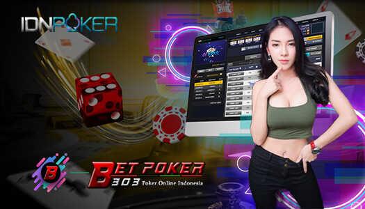 Poker Indonesia Agen Betpoker303 Deposit Gopay