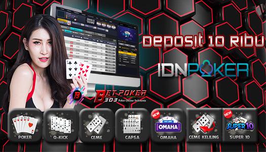 Poker Uang Asli Terbaik Bank BCA
